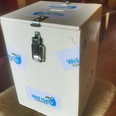 WellHaLo donatiedoos