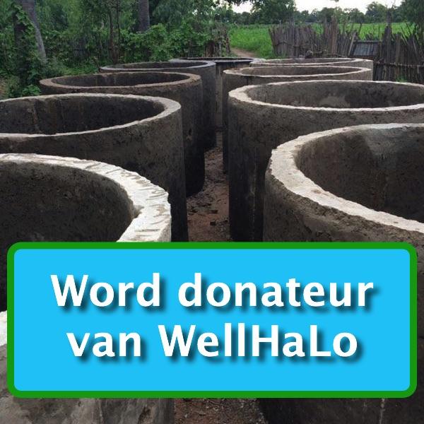 Word donateur van WellHaLo