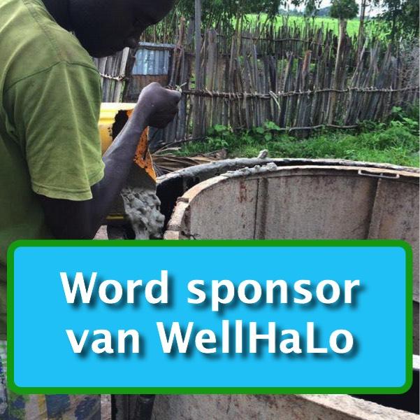 Word sponsor van WellHaLo